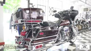 1985 Harley-Davidson FLHTC Electra Glide Classic, Like New, One Owner First Year Evolution Engine