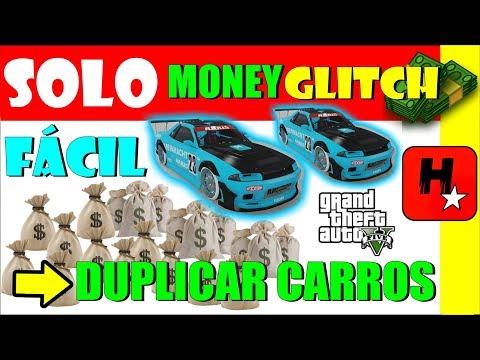 GTA V SOLO Money GLitch PS4/X1/PC | Glitch Duplicar Carros Solo | GTA 5 EASIEST Solo Money Glitch