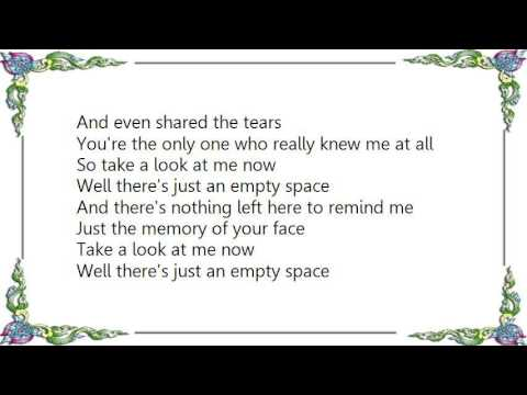 Bonnie Tyler - Against All Odds Take a Look at Me Now Lyrics