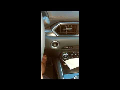 Revving Mazda CX5