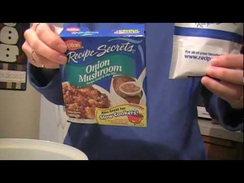 Souper Crockpot Chicken