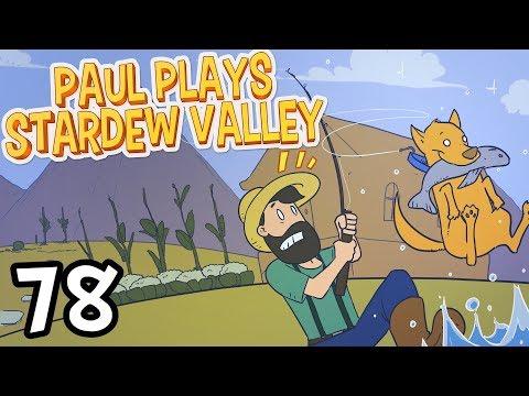 Stardew Valley - GOLD PICKAXE UPGRADE!! - Gameplay Playthrough - Episode 78