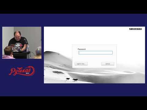 Moshe Zadka - Building Python Applications with Docker (PyTexas 2017)