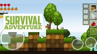 Top 10 Survival Adventure 2d Games Offline-Online!!