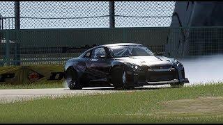 Tandem Drifting @ Teeside | VDC car pack | Assetto Corsa