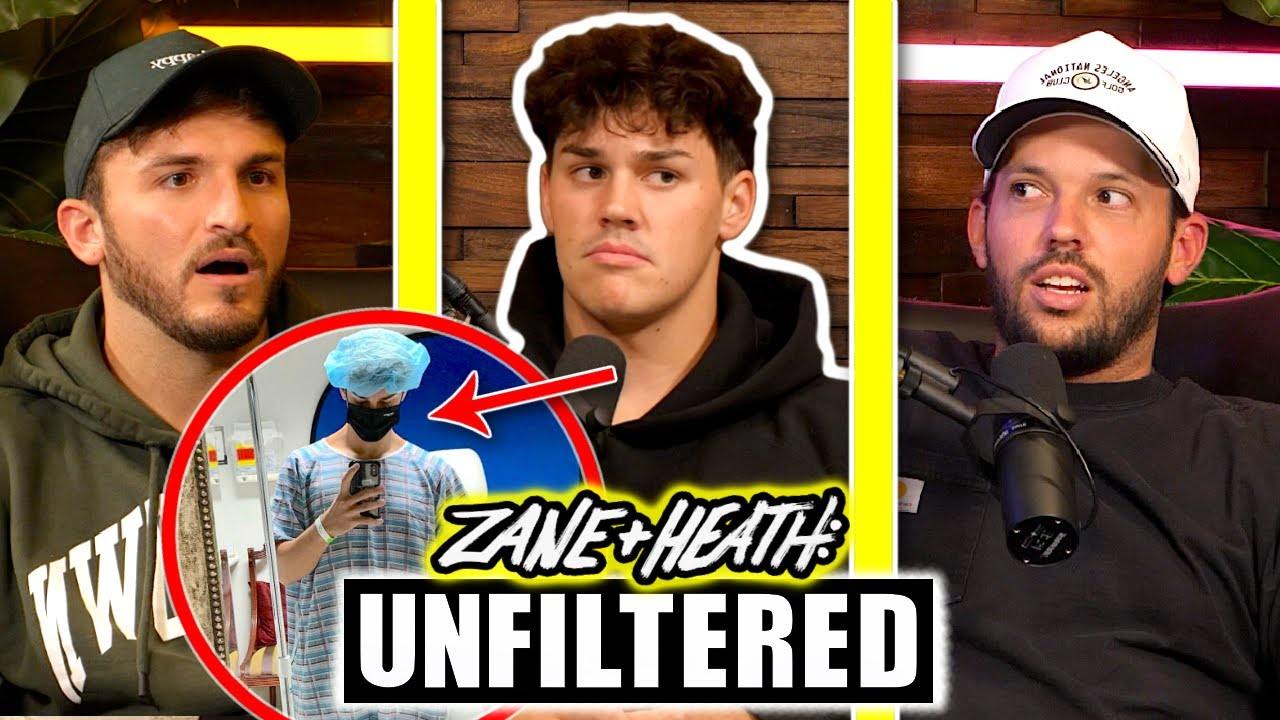 Noah Beck Opens Up About His Surgery - UNFILTERED #77