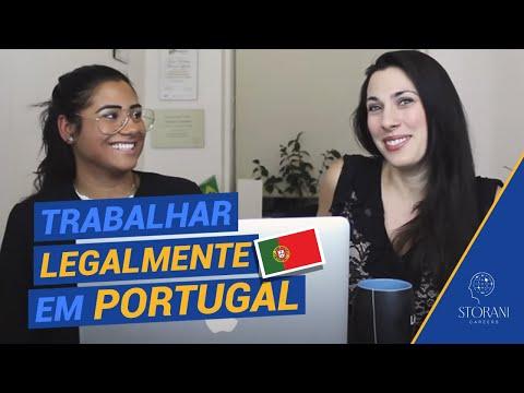 Como morar e trabalhar legalmente em Portugal 2018 | Passo a Passo e Leis