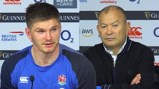 Eddie Jones bites back at his critics from this week after England beat Ireland in Six Nations