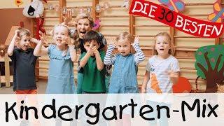 Kinderlieder Kindergarten-Mix - Singen, Tanzen und Bewegen || Kinderlieder