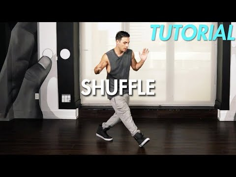 How to Shuffle (Hip Hop Dance Moves Tutorial)   Mihran Kirakosian