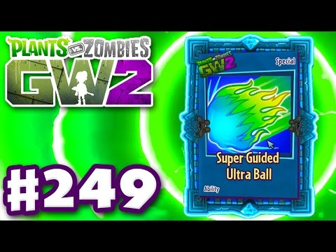 SUPER GUIDED ULTRA BALL! - Plants vs. Zombies: Garden Warfare 2 - Gameplay Part 249 (PC)