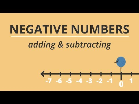 A Trick for Adding and Subtracting Negative Numbers