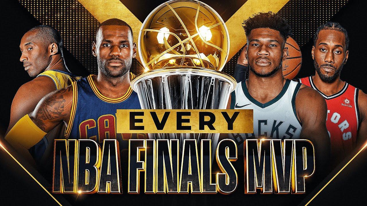 EVERY NBA FINALS MVP (1969-2021) | Jordan, Kareem, Kobe, LeBron & MORE 🏆