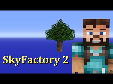 Sky Factory 2 - Ep. 20 - Tree Farm