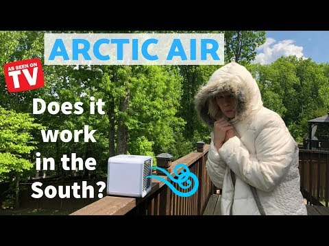 Arctic Air Review In the South - As Seen On TV