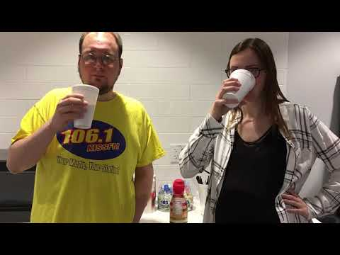 Two Non Coffee Drinkers Review Strawberry Cheesecake Creamer