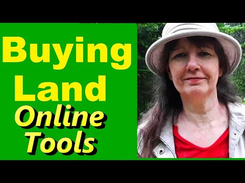 Buying Land /  How to Search for your Dream Property / Cabin Life Ep 42