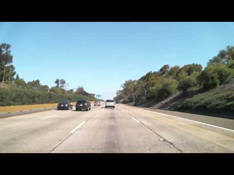Driving to Legoland, California U.S.A (in 720pHD)