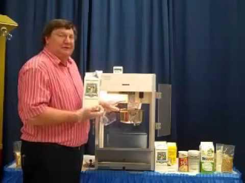 How To Make Kettle Corn Using A Regular Popcorn Machine