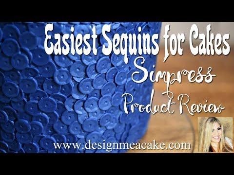 Cake Decorating Product Review- Simpress