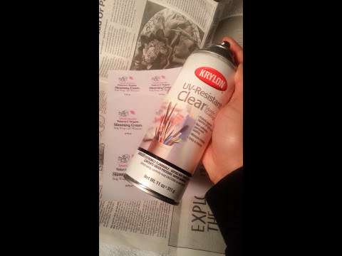 How to stop ink from smearing on clear label paper
