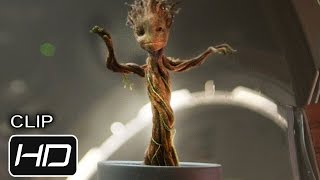 Guardians of the Galaxy - Clip - Baby Groot - HD