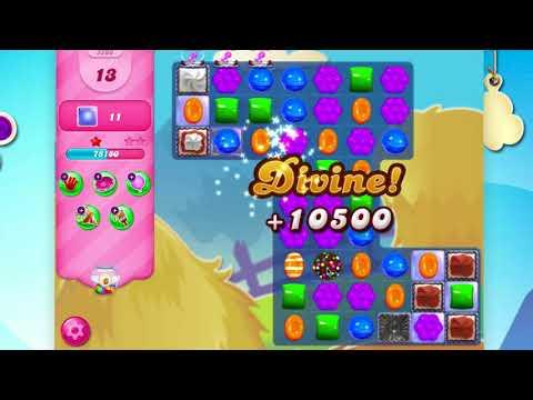 Candy Crush Saga Level 3208