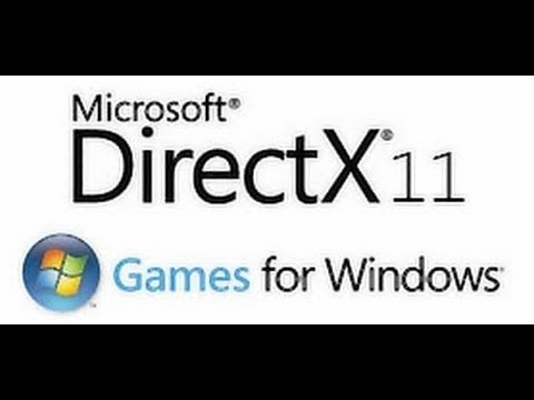 DirectX 11 Download and Install (link in description)
