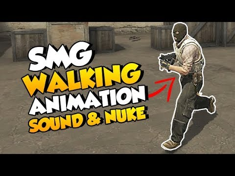 CS:GO Update: SMG animation change • Reload Audio • Nuke Fixes & More