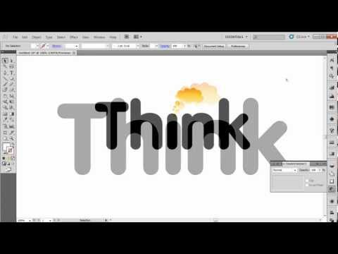How to Design a Logo With Symbol in Adobe Illustrator CS5