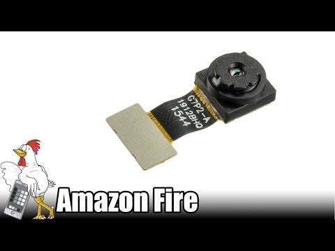 Guía del Amazon Fire: Cambiar cámara trasera