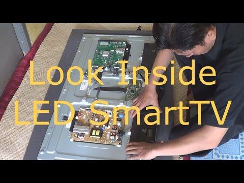 Look Inside LED Smart TV