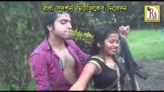 Bengali New Album Song   Jhiri Jhiri Jol Jhore   Bapi Das   ROMANTIC SONG   Rs Music