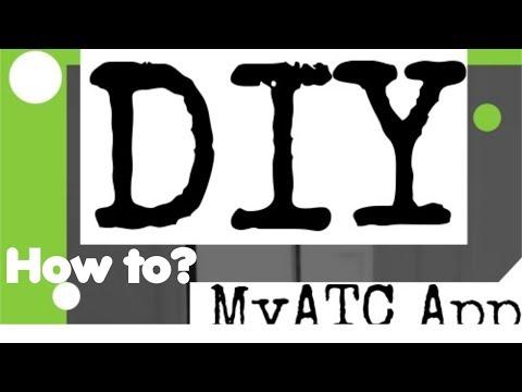 How to use MyATC App desktop and mobile platform // DIY