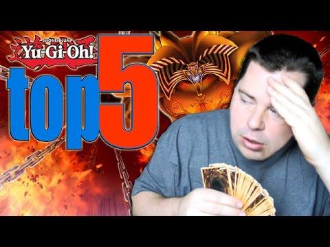 Yugioh Top 5 Worst Decks to Duel Against