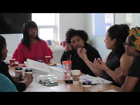 Money Boss Up with Nicolle Williams & Laideen Dockery