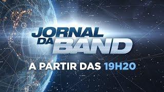 JORNAL DA BAND - 22/08/2019
