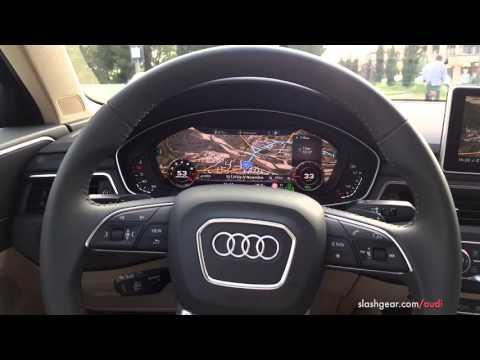 2017 Audi A4 first drive extensive video
