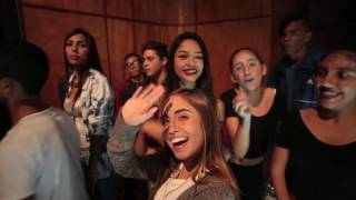 Romina Palmisano - Experimentar Feat. La Melodia Perfecta (Behind The Scenes)