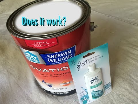 Paint Fragrance Additives