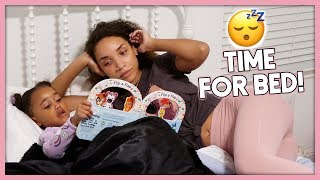 Download Very Realistic Bedtime Routine! (Single Mom) Video