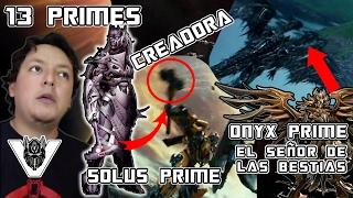 Transformers The Last Knight Hipotesis Los 13 Prime - Teoria
