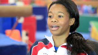 Gabby Douglas I Want To Make It Big And Make It Better Than Last Time