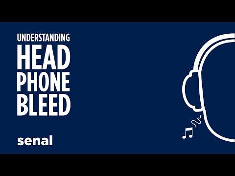 Understanding Headphone Bleed