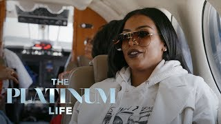 Asiah Collins & Crystal Smith Get Into a Shouting Match | The Platinum Life | E!