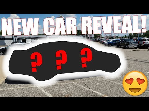 NEW CAR REVEAL!!! Whats new in my garage?