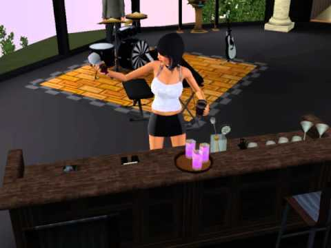 The Sims 3 - Late Night: Mixology