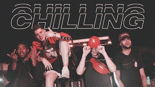Download ECKO - CHILLING (feat. Sander Wazz, G Benz, Blunted Vato) Video