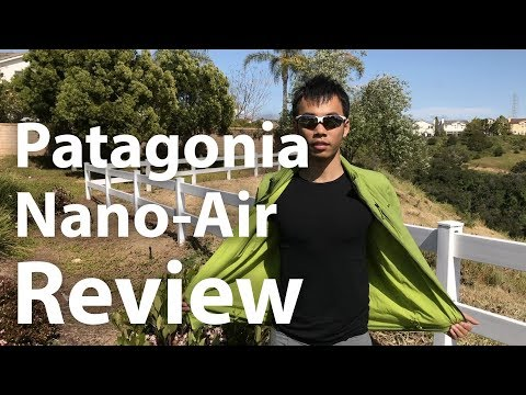 Patagonia Nano-Air Jacket - Comprehensive Review
