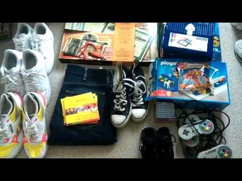 Carboot Sale Pick Ups Haul UK How to make Money on Ebay as a Seller